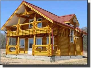 Деревянные дома бани под ключ