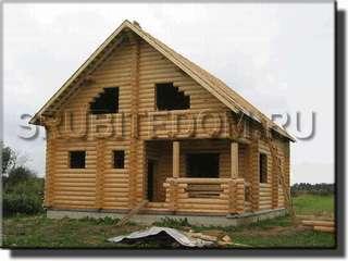срубы домов недорого под ключ
